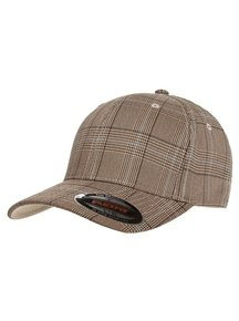 Flexfit Glen Check Baseball-Cap